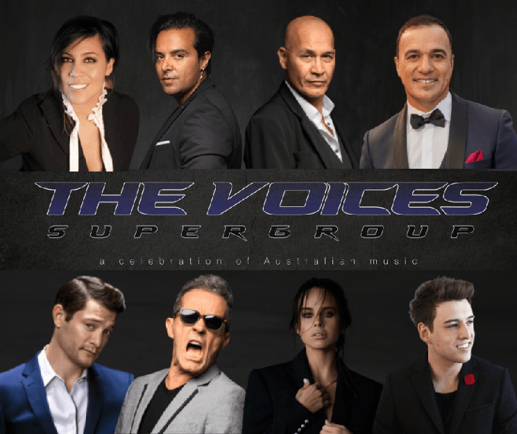 The Voices Supergroup