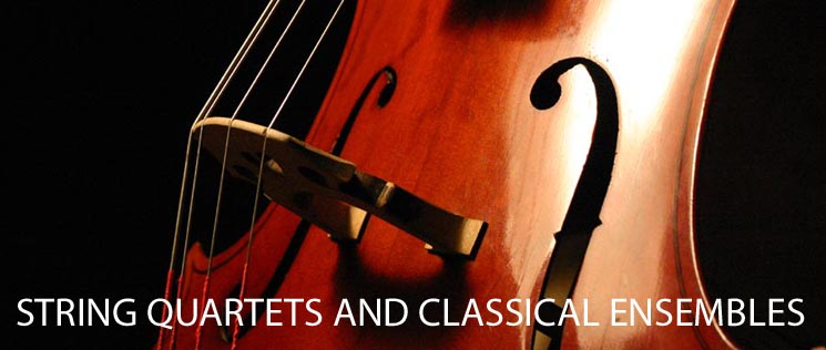 String Quartets and Ensembles